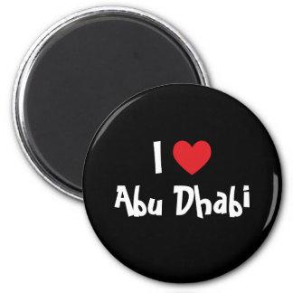 Ik houd van Abu Dhabi Magneet