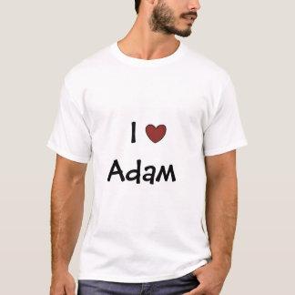 Ik houd van Adam T Shirt