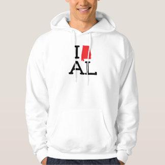 Ik houd van AL - Staat - Hoodie