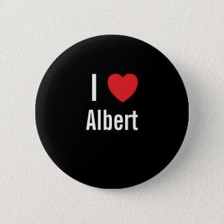 Ik houd van Albert Ronde Button 5,7 Cm