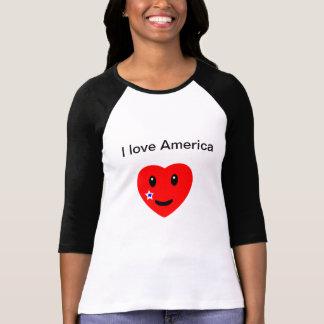 Ik houd van Amerika T Shirt