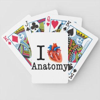 Ik houd van Anatomie Pak Kaarten