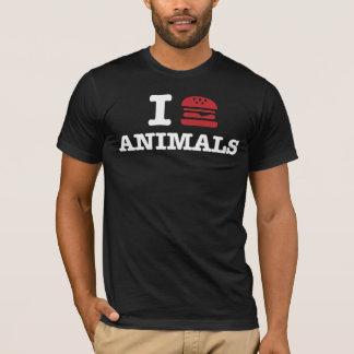 ik houd van animals2 t shirt