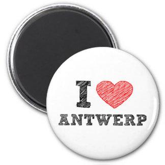 Ik houd van Antwerpen Magneten