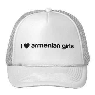 Ik houd van Armeense Meisjes Petten