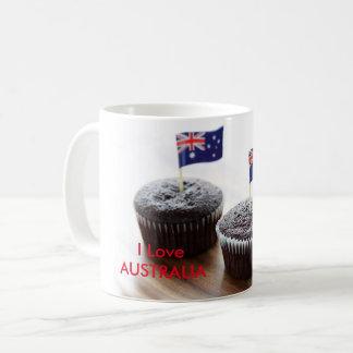 Ik houd van Australië Koffiemok