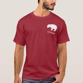 Ik houd van Baby Hippos T Shirt