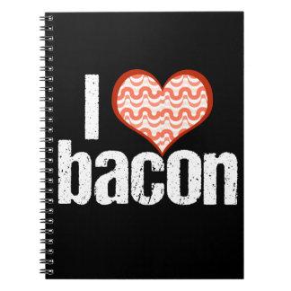 Ik houd van Bacon Notitieboek