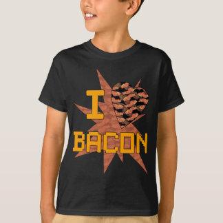 Ik houd van Bacon T Shirt