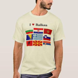 Ik houd van Balkan T Shirt