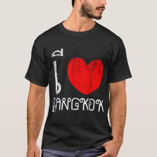 Ik houd van Bangkok of het Hart Bangkok van I T Shirt