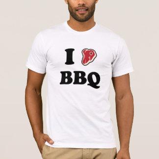 Ik houd van BBQ T Shirt