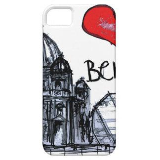Ik houd van Berlijn Barely There iPhone 5 Hoesje
