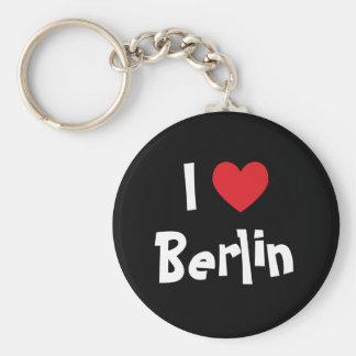 Ik houd van Berlijn Sleutelhanger