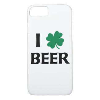 Ik houd van Bier iPhone 7 Hoesje