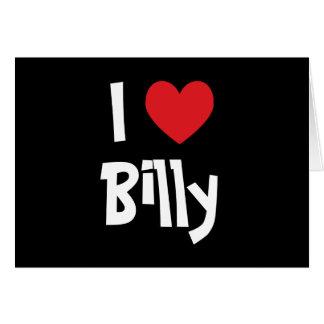 Ik houd van Billy Briefkaarten 0