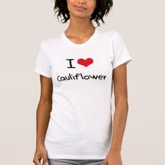 Ik houd van Bloemkool T Shirt