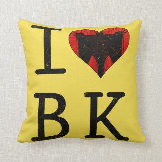 Ik houd van Brooklyn, het Kussen van BK New York