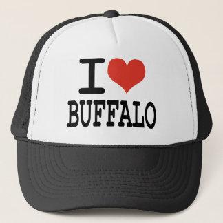 Ik houd van Buffels Trucker Pet
