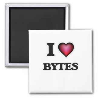 Ik houd van Bytes Magneet