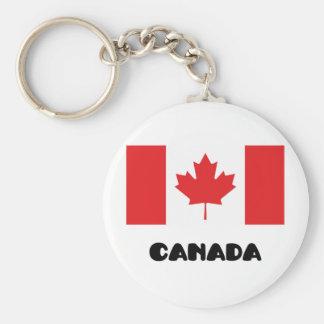 Ik houd van Canada Sleutelhanger