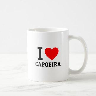 Ik houd van Capoeira Koffiemok