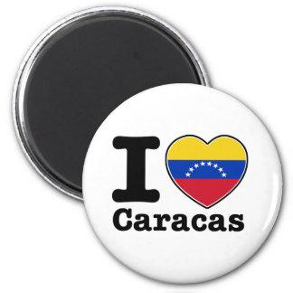 Ik houd van Caracas Magneet