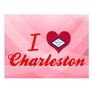Ik houd van Charleston, Arkansas Briefkaart