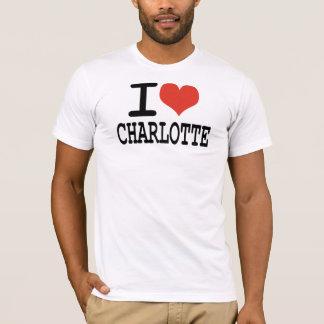 Ik houd van Charlotte T Shirt