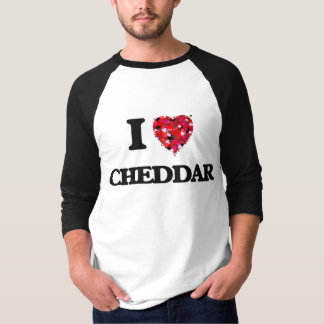 Ik houd van Cheddar T Shirt