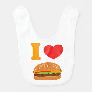 Ik houd van Cheeseburgers Slabbetje