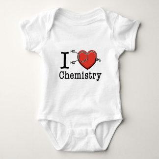 Ik houd van Chemie Romper