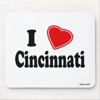 Ik houd van Cincinnati Muismatten