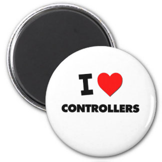 Ik houd van Controlemechanismen Magneet