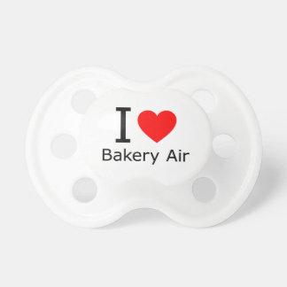 Ik houd van de Lucht van de Bakkerij Baby Speentjes