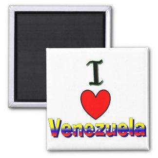Ik houd van de Magneet van Venezuela