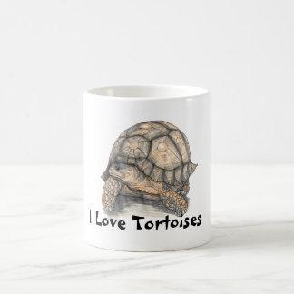 Ik houd van de mok van Schildpadden