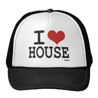 Ik houd van de muziek van het Huis Mesh Pet