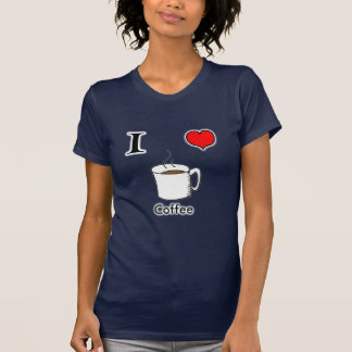 Ik houd van de vrouwen van de Koffie T Shirt