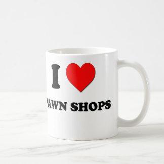 Ik houd van de Winkels van het Pand Koffiemok