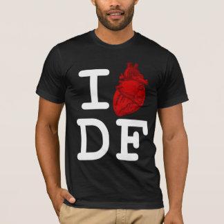 Ik houd van DF T Shirt
