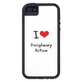 Ik houd van Disciplinaire Actie Case-Mate iPhone 5 Hoesjes