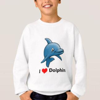 Ik houd van Dolfijnen Trui