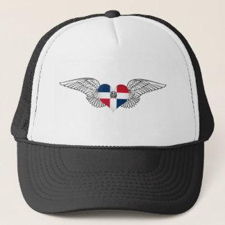 Ik houd van Dominicaanse Republiek - vleugels Trucker Pet
