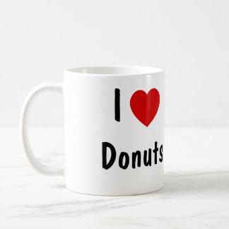 Ik houd van Donuts Koffiemok