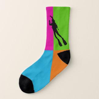 Ik houd van duikend - sokken