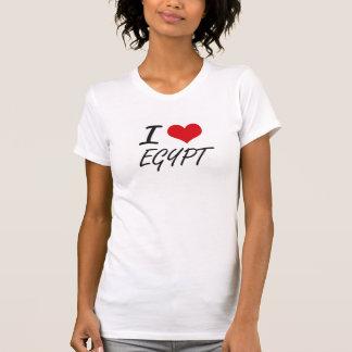 Ik houd van EGYPTE T-shirts