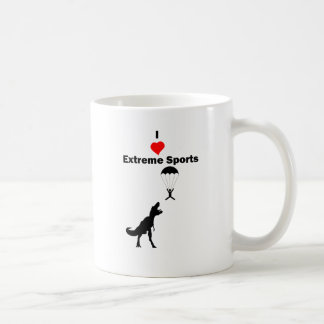 Ik houd van Extreme Sporten Koffiemok