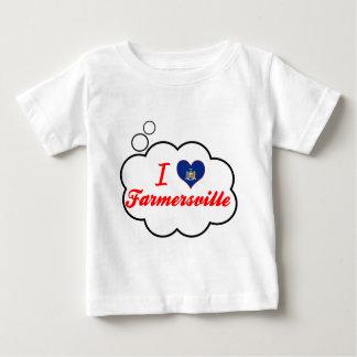 Ik houd van Farmersville, New York T-shirt