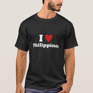Ik houd van Filippijnen T Shirt
